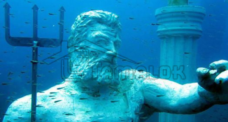Turkey opens the second largest underwater museum in the world