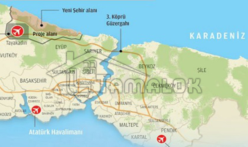 Turkey breaks ground for world's largest airport