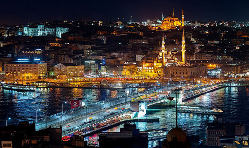 Turkey is currently the 6th most popular tourist destination in the world