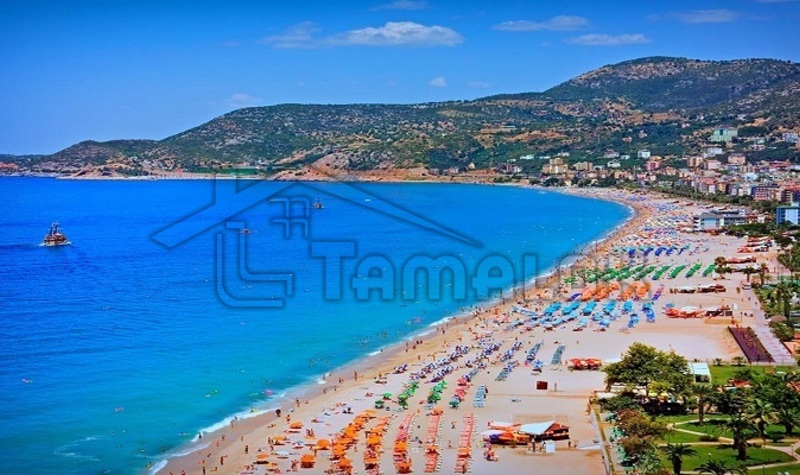 TURKEY BEST FOR BEACHES SAYS RESPECTED BLUE FLAG SCHEME