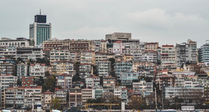 One and a half million apartments were sold in Istanbul last year