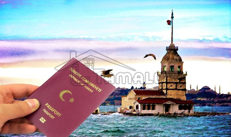 "The issuance of the law granting Turkish nationality to the person who buys a property worth ""$ 300,000"""