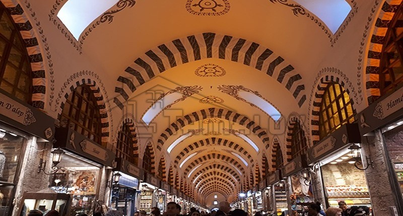 A glimpse of the most beautiful and oldest markets in Istanbul